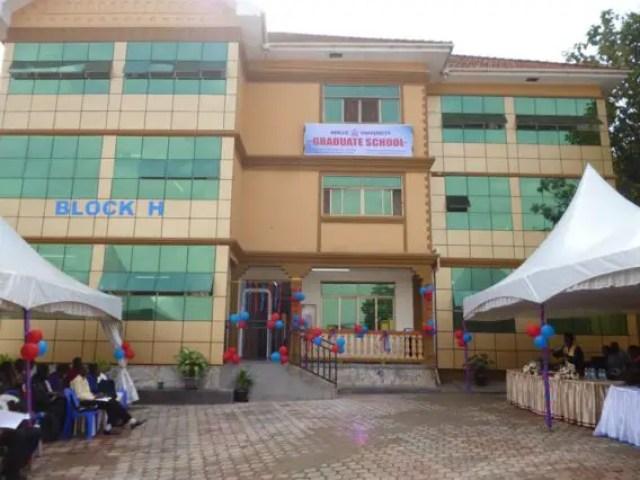 List of Postgraduate Courses Offered at Ndejje University, NDU: 2019/2020