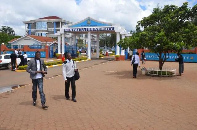 Kenyatta University, KU Admission Requirements: 2019/2020
