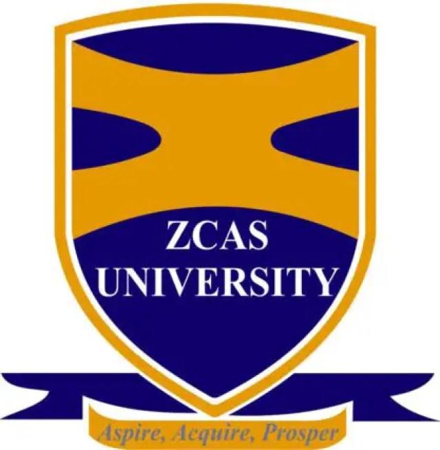 ZCAS University, ZCAS Cut Off Points: 2019/2020
