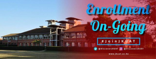Jomo Kenyatta University, JKUAT Admission Requirements: Jan Intakes 2019/2020