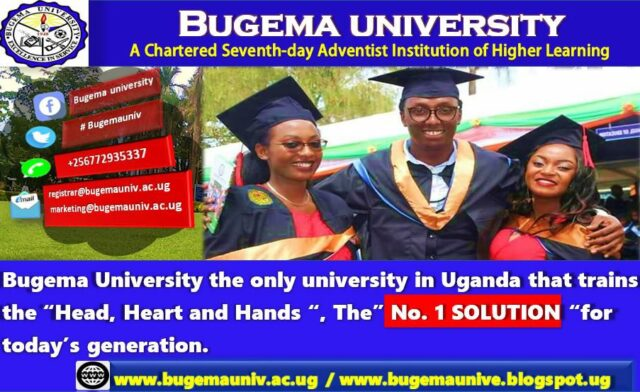 Bugema University, BUG Student Portal Login: erms.bugemauniv.ac.ug/student