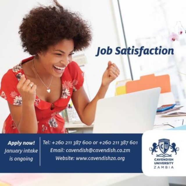 Cavendish University, CUZ Admission and Application Forms: 2019/2020