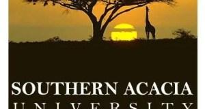Southern Acacia University, SAU Fee Structure: 2019/2020