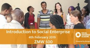 Introduction to Social Enterprise - 2019 Free Event