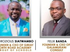 Startup Hour with Dr Rozias Siatwambo and Felix Banda - 2019 Free Event