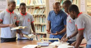 Trans-Africa Christian University, TACU Student Portal: tacuzambia.org