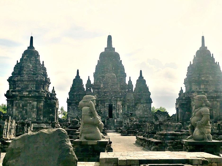 Candi Prambanan, Yogyakarta, Indonesia