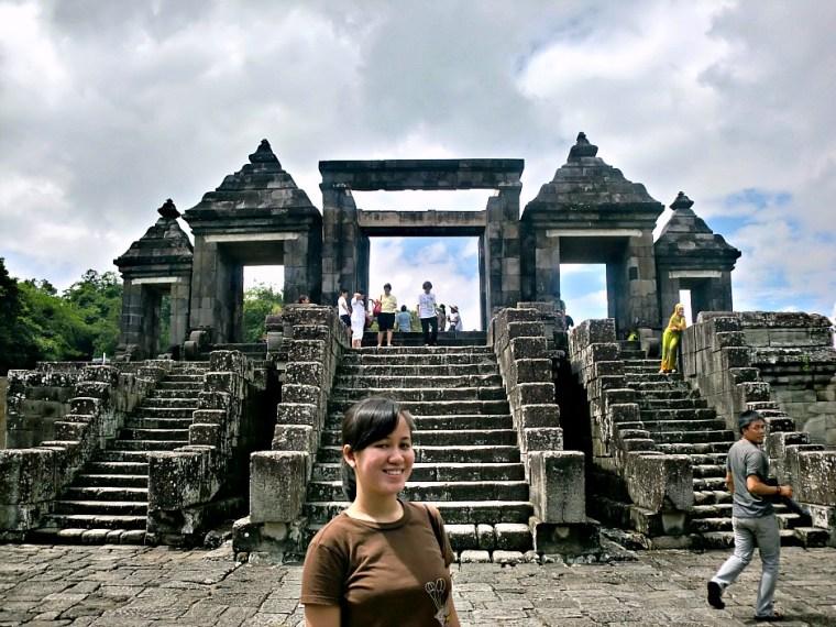 Ratu Boko, Yogyakarta, Indonesia