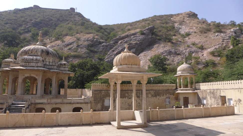Gaitor Gate, Jaipur; Backpacking India; Backpacking Rajasthan and Agra; D.I.Y. Rajasthan; D.I.Y. Jaipur; What to do in Jaipur