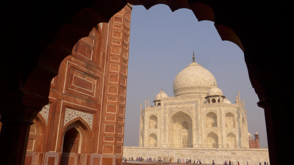 Taj Mahal, Agra, India; Backpacking India; Backpacking Rajasthan and Agra; D.I.Y. Agra; Agra travel