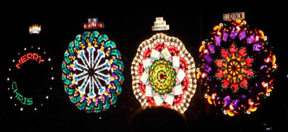 Giant Lantern Festival 2013; Ligligan Parul