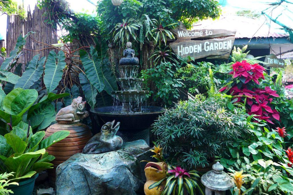 Hidden Garden Restaurant Vigan