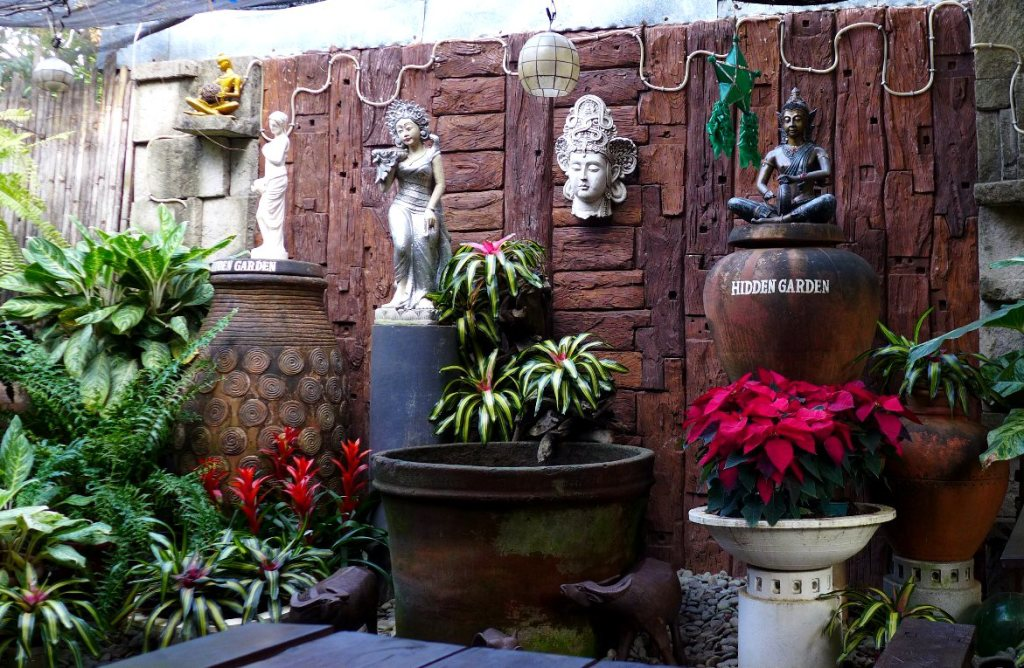Hidden Garden Restaurant Vigan