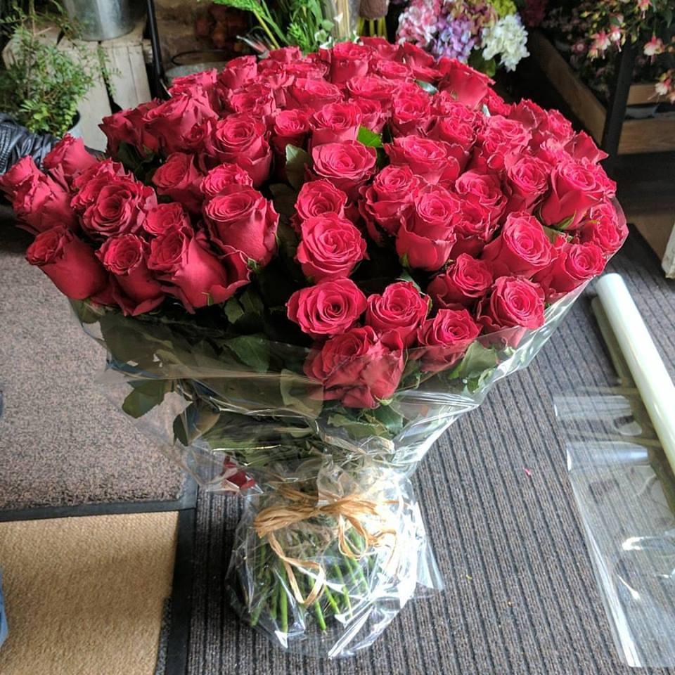 Rhodos - Premium Roses - Eagle-Link Flowers