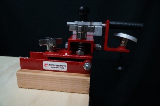 hot looking bow vise