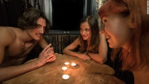 Sodom & Gomorrah!!! A Naked Restaurant Opens in London