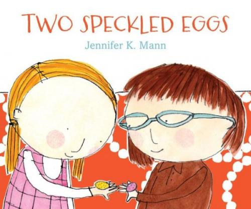 Two Speckled Eggs
