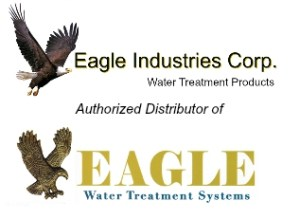 Logo for Eagle Industries Corp and Eagle Water Treatment