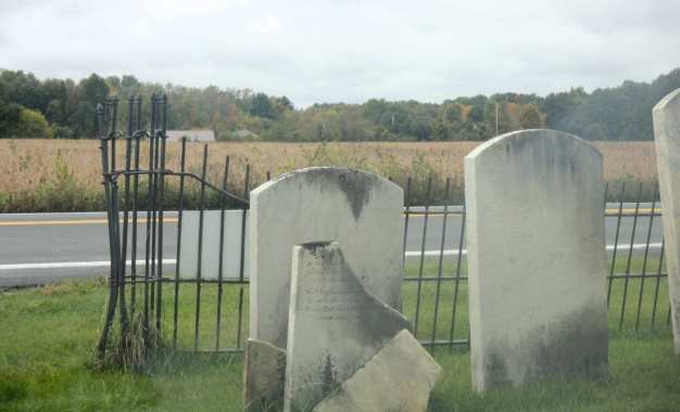 Join Lysander historian for cemetery bus trip
