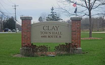 Clay residents express concerns over possible gas station
