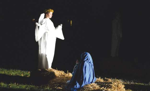 King Of Kings Lutheran Church offers 'A Living Nativity'