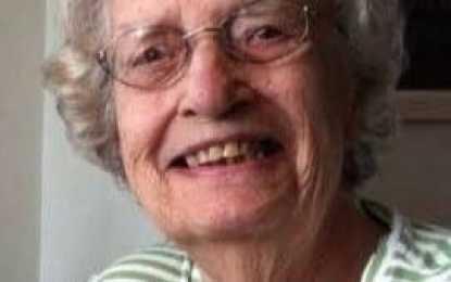 Susan C. Klein, 90