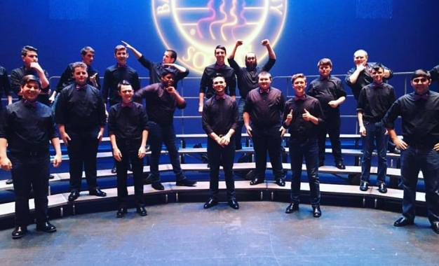 Sweet harmony: L'pool vocal groups fly high in barbershop competition