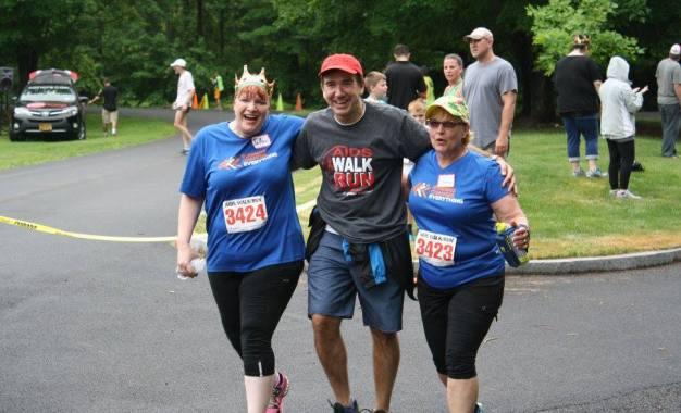 25th Annual AIDS Walk/Run takes place June 4