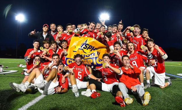 Lacrosse Bees end 25-year wait for sectional title