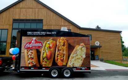 Beer infused brats – now a Syracuse-area collaboration
