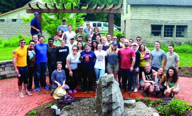 Fayetteville Memorial garden open for the season