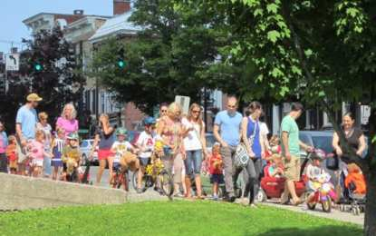 Annual Teddy Bear Parade returns on July 1