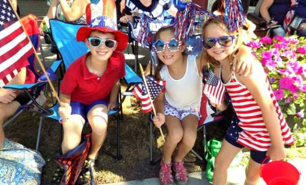 Manlius Fourth of July celebration and fireworks information