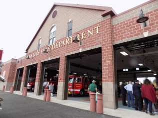 Manlius fire station opening1
