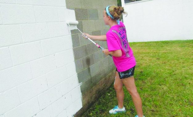 Teens coming to CNY this summer for WorkCamp