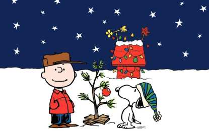 Jazz Central hosts 'Charlie Brown Christmas,' collects items for hurricane victims