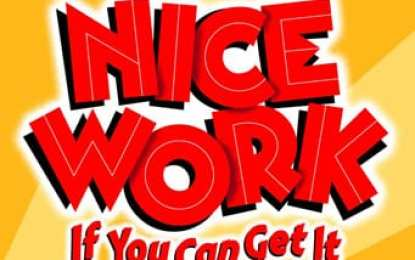 Cazenovia Drama Club presents 'Nice Work If You Can Get it'