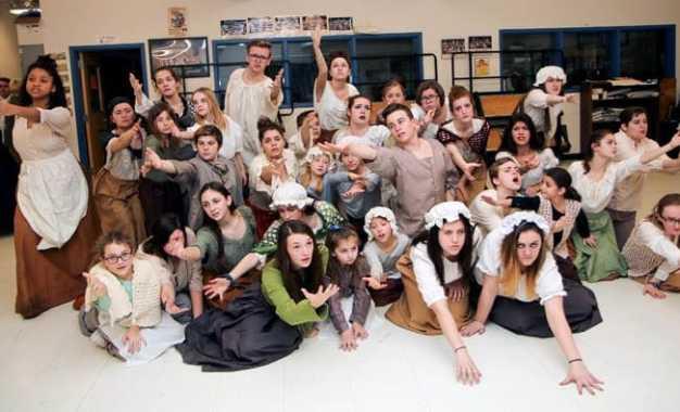 ESM Spartan Stage to perform 'Les Misérables'