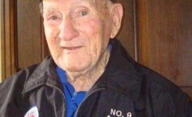 Frank Lacko, Sr., 102