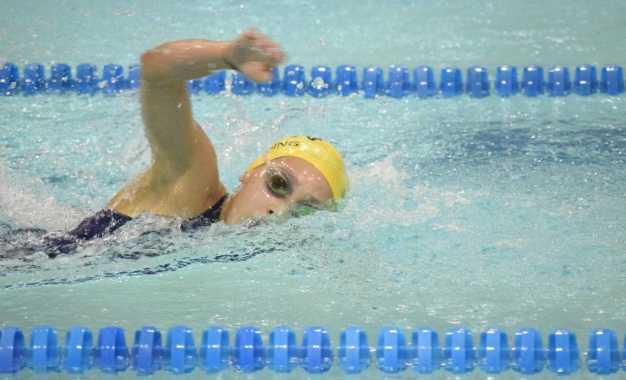 Lightning swim team has exceptional season