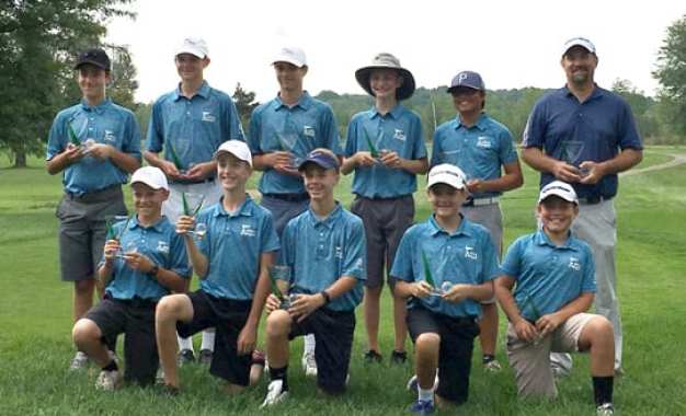 Local PGA Jr. League all-star team to compete in regional championship