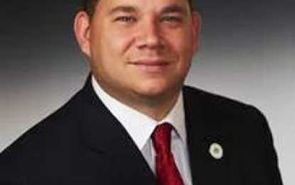 New county executive to hold first town hall in Fayetteville