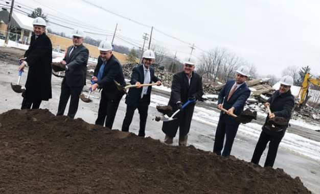 A 'friendly' ground-breaking: Construction begins for Friendly Honda of Fayetteville dealership