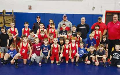 B'ville Pee Wee Wrestling to host first invitational Dec. 21