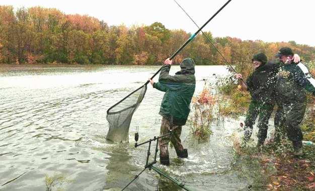 Sold-out Wild Carp Classic returns May 8-11