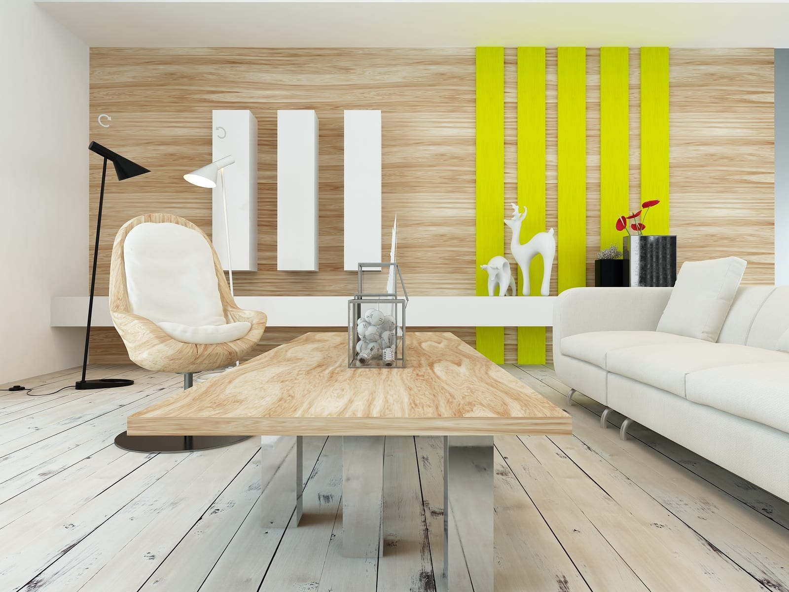 Four Ideas For Accent Walls In Your Home
