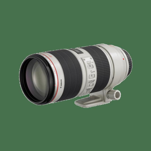 Canon 70-200 f2.8 II USM
