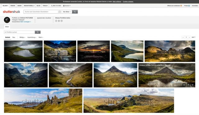 Shutterstock 02 Eagle Pictures