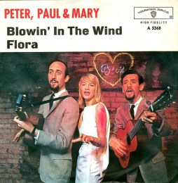 Jesus movement and peter, paul, and mary