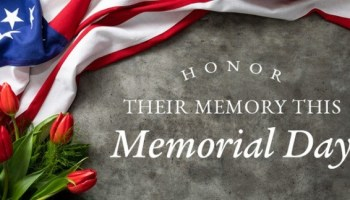 Honor Their Memory this Memorial Day